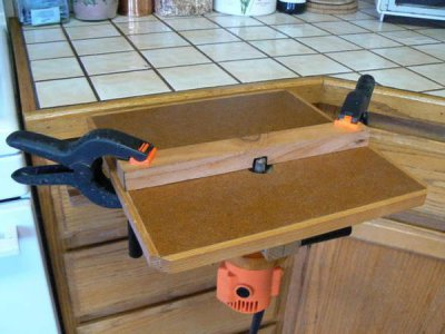 Small Router Table