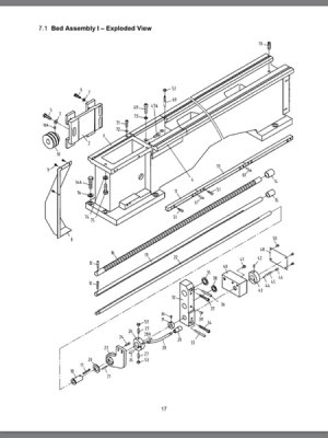 """Jet Gh-1340a Lathe Stock No.321350 An """"unplanned Project"""