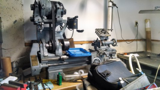 South Bend 9 Inch Lathe