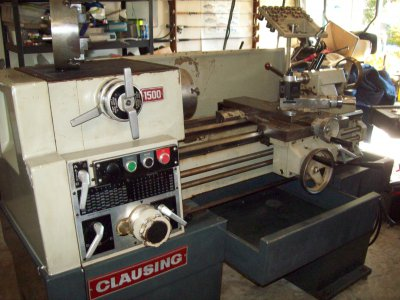 Clausing Saw Parts