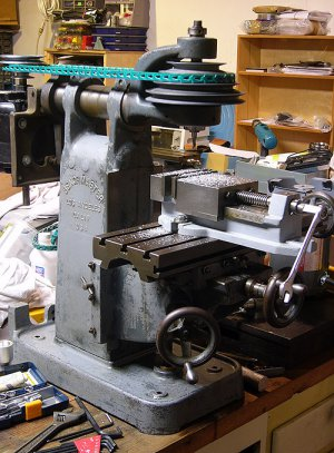 Benchmaster Vertical Mill For Sale