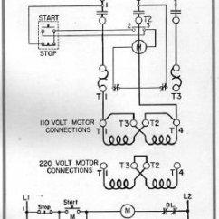 Baldor Single Phase Motor Wiring Diagram 2 Lights One Switch Uk Magnetic Starter- An Allen-bradley 709 3-phase Starter For 220v. | The Hobby ...