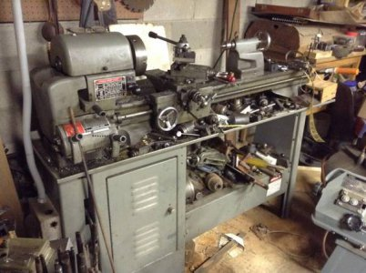Atlas Lathe Parts List