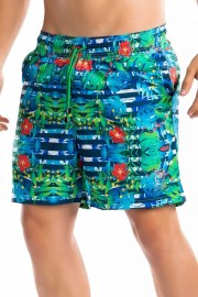 Pantaloneta 2089 Azul Pacific Hobby