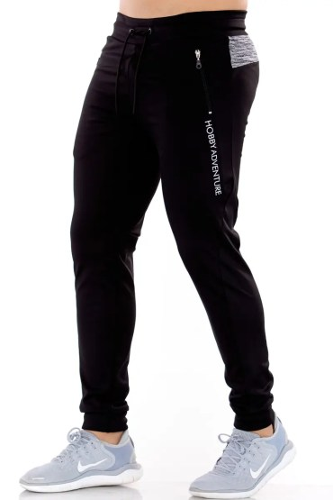 Jogger 7124 negro Gimnastic Hobby-1