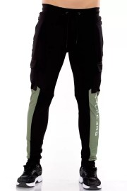 Jogger 7136 Negro Gimnastic Hobby-3
