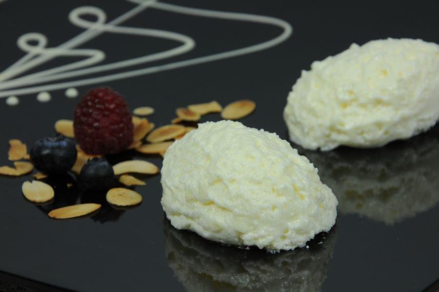 Mousse au Chocolat wei Dessertpulver 150 g