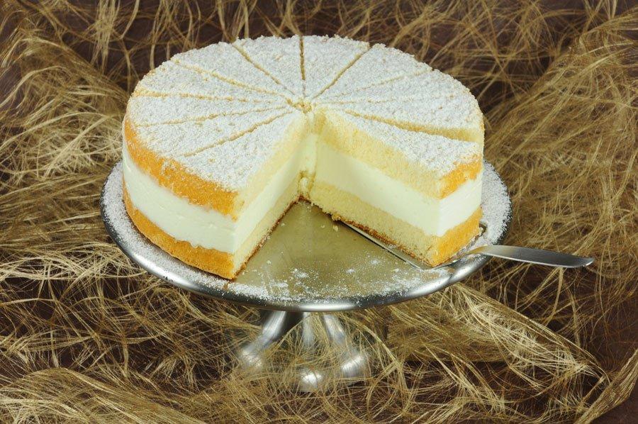 Backset Ksesahne  Torte Jetzt bestellen