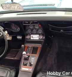 full dash in c3 corvette [ 1280 x 720 Pixel ]