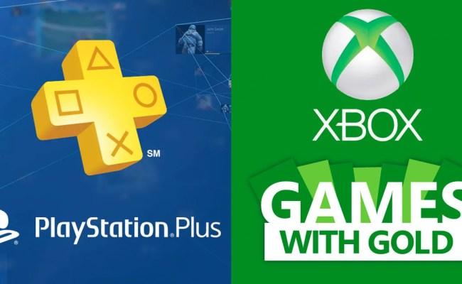 Playstation Plus Vs Xbox Live Gold Los Juegos De 2015