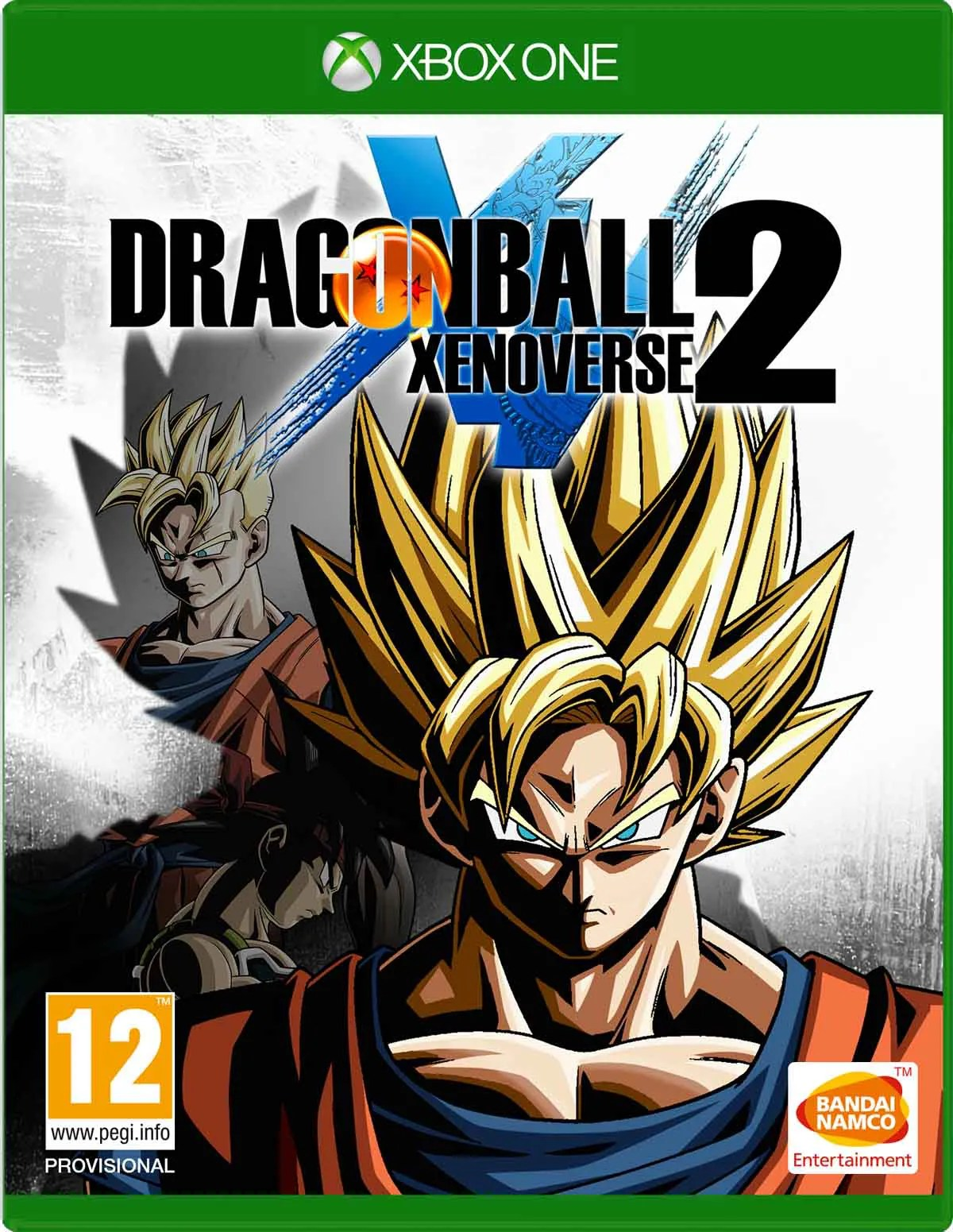 Caratula Dragon Ball Xenoverse 2