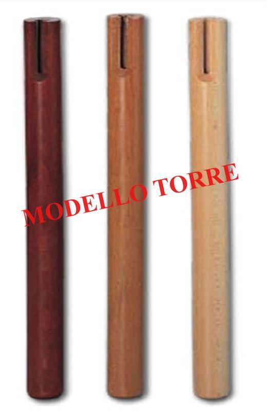 Gambe per tavoli in legno tornito  Gambe per carrelli  Consegna rapida