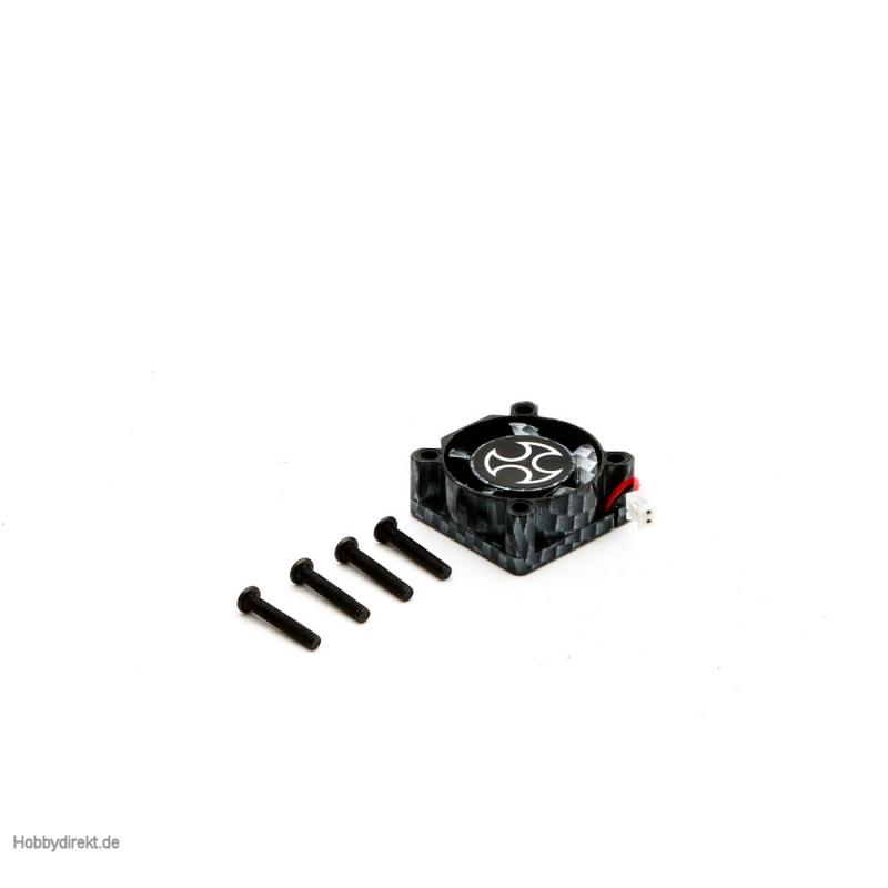 Team Orion Kühllüfter im Carbonlook für R10.1 (ORI65128