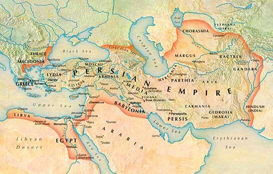 La Cucina nella Storia LAntica Persia  Hobbydonnait