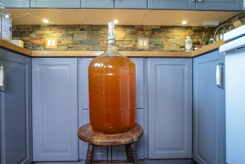 how to make homebrew cider stronger