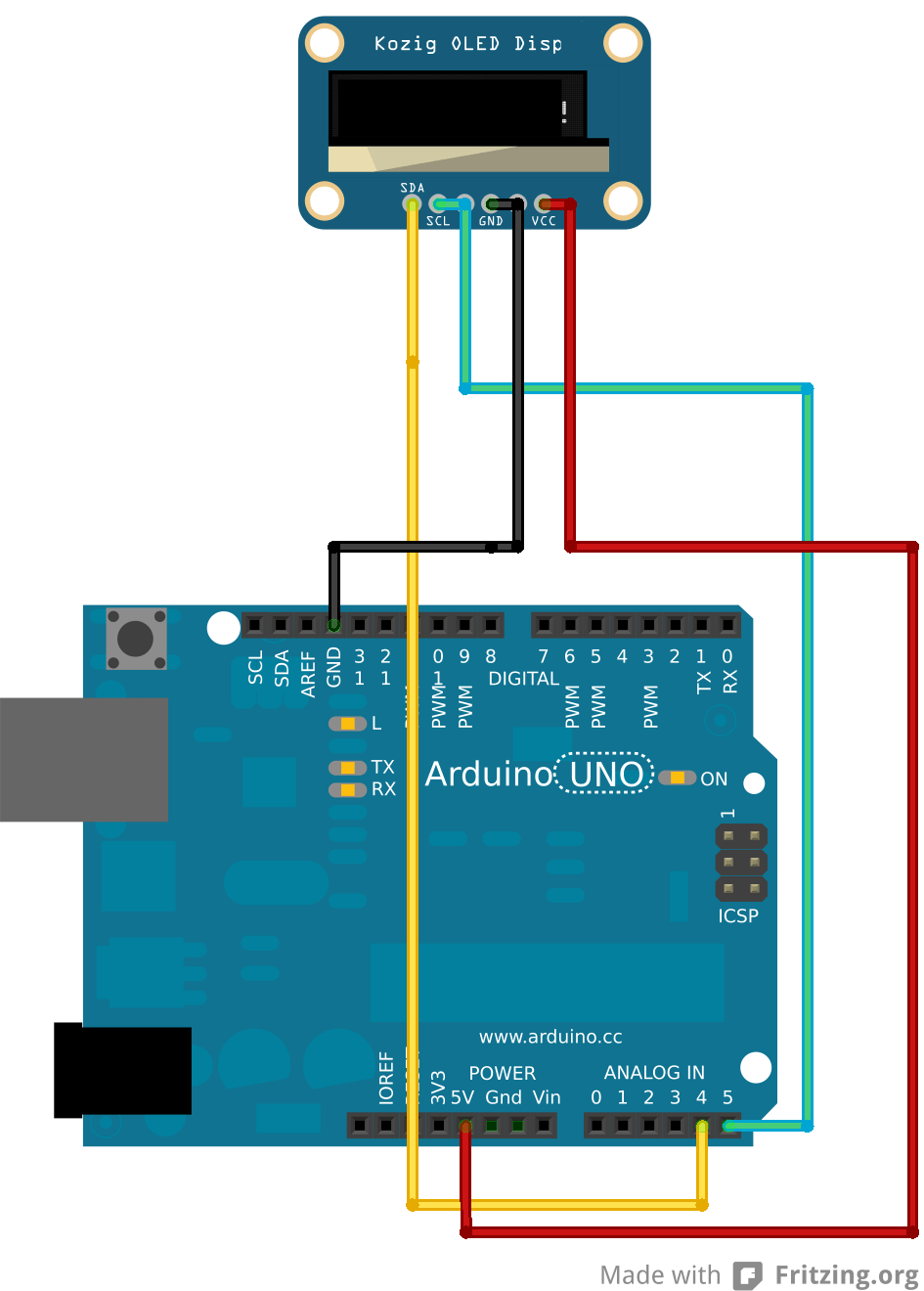 hight resolution of arduino oled display wiring