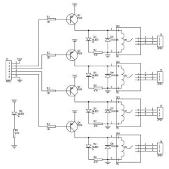 Wiring Diagram For Christmas Lights 2001 Chevy Tahoe Trailer 4 Relay Module | Hobbyist.co.nz