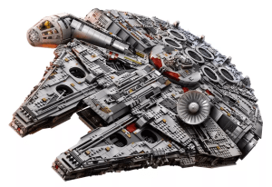 lepin millennium falcon review