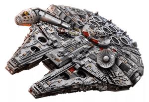 lepin millennium falcon review