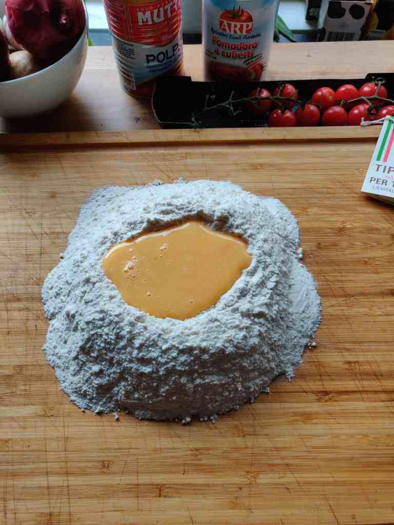 Pasta - Grundrecept