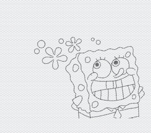 Fisher-Price Kid-Tough Doodler SpongeBob SquarePants