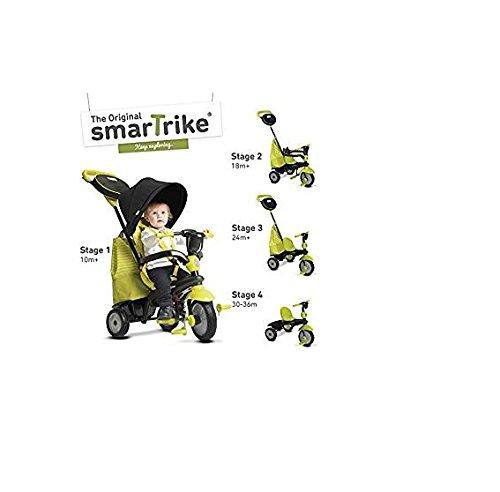smarTrike Swing 4-in-1 Baby Trike Light-Weight 12 pound