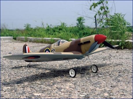 spitfire-radiocomandato