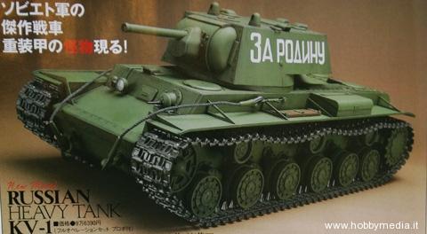 tamiya-russian-tank-kv1