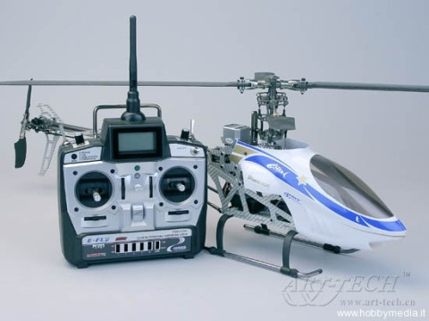 elicottero-brushless-shark-ii-450