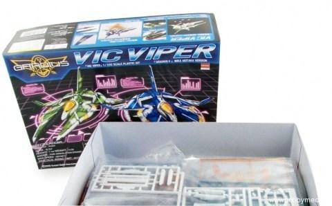 vic-viper-model-kit