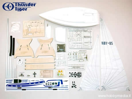 thunder-tiger-odissey-2-kit