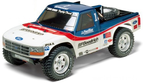 tamiya ford f150 1995 baja desert race su telaio ta02t. Black Bedroom Furniture Sets. Home Design Ideas