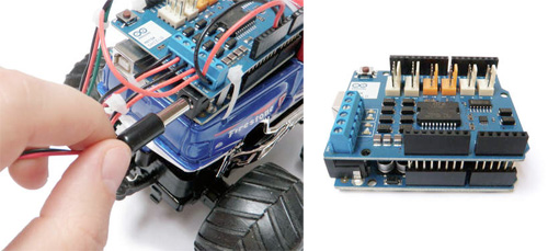 arduino-auto-rc-robot
