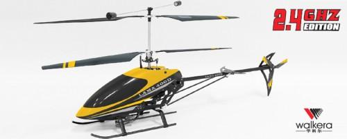 Elicottero Walkera : Walkera elicottero birotore fox rtf ghz