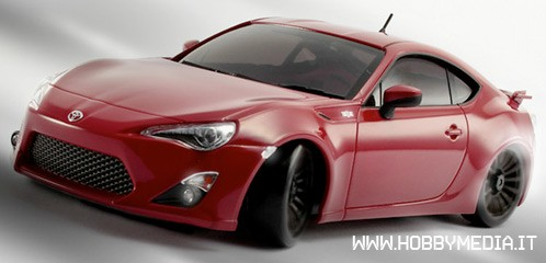 kyosho-toyota-86-mini-z-dws-chassis-video