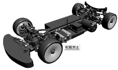 tamiya-b-evo6-chassis
