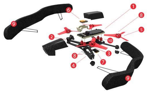 parrot-bebop-telaio-drone
