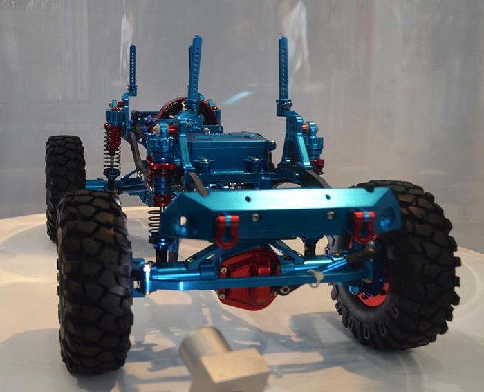 Absima scaler prototype toy fair 2017 4