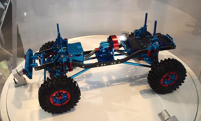 Absima scaler prototype toy fair 2017 5