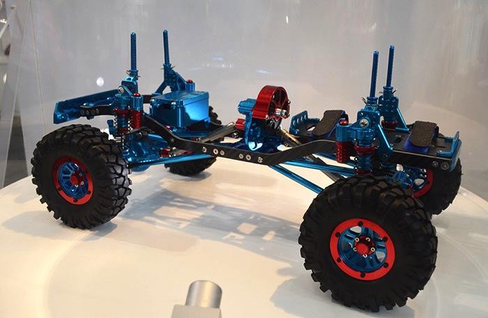 Absima scaler prototype toy fair 2017