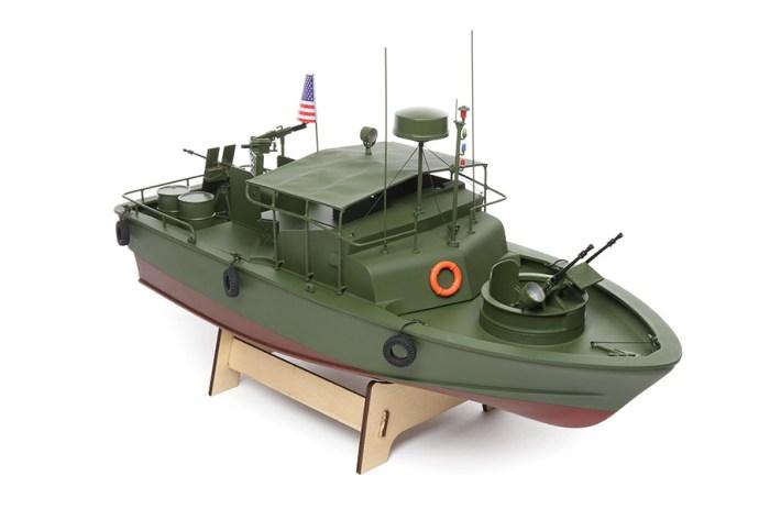 Barca radiocomandata PROBOAT Alpha Patrol set