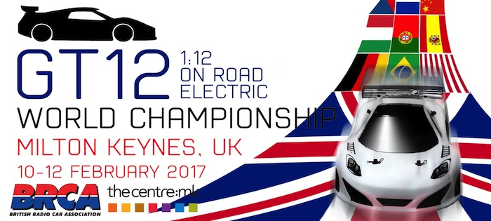 GT12 World chanmpionship 2017 BRCA