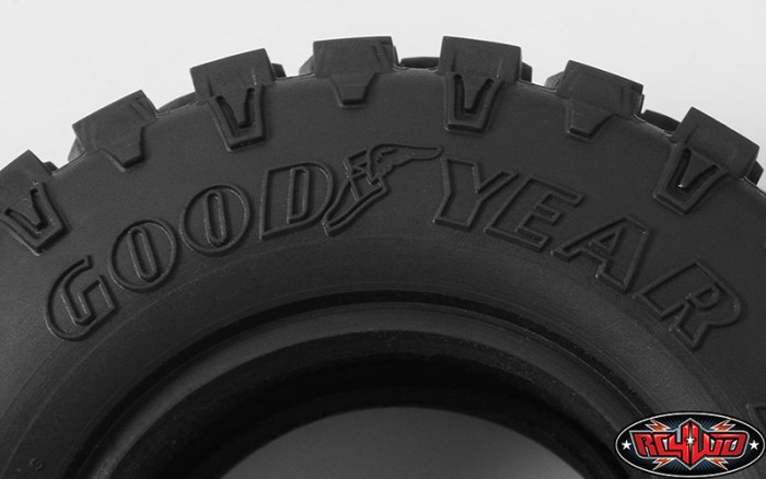 RC4WD Goodyear Wrangler Duratrac 1.9 Scale Tires 1