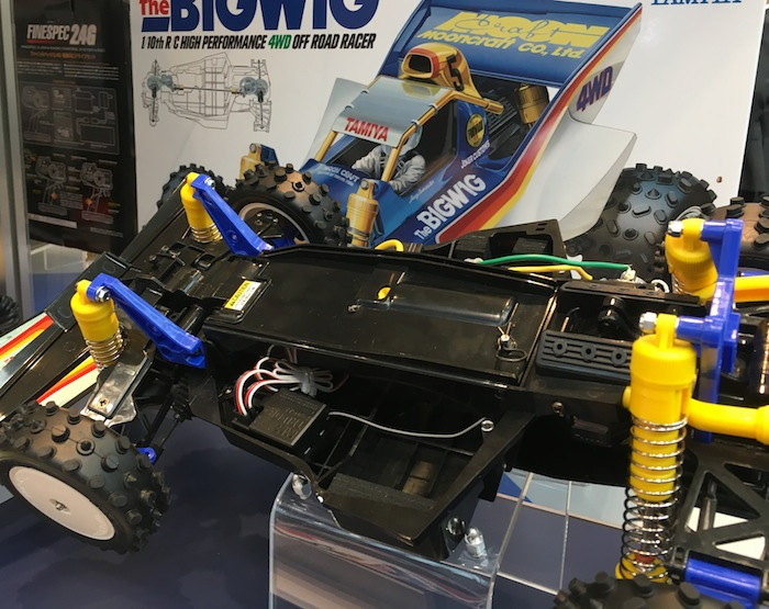 The bigwig tamiya spielwarenmesse 2017 buggy RC