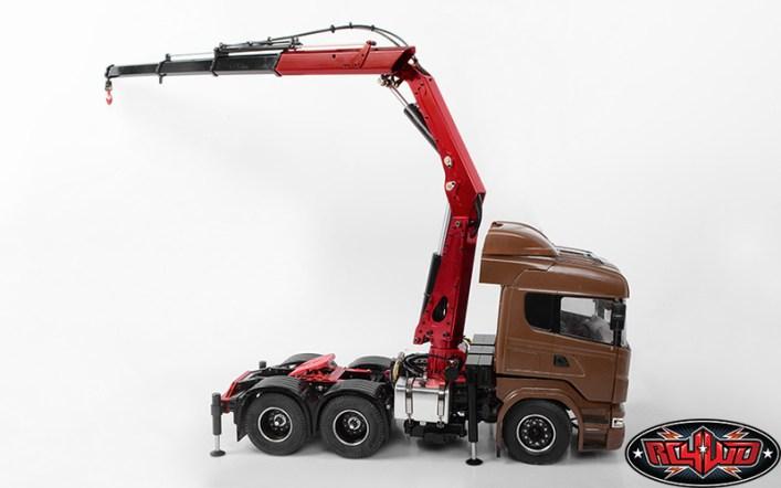 Gru idraulica per camion radiocomandati in scala - RC4WD -14
