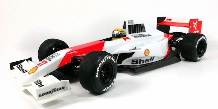 Mon-Tech Racing F17 formula
