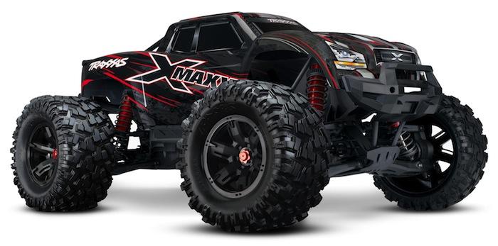 X-Maxx-8S- traxxas monster truck radiocomandato