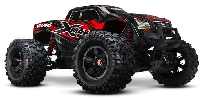 X-Maxx-traxxas-monster-truck-brushless 8s