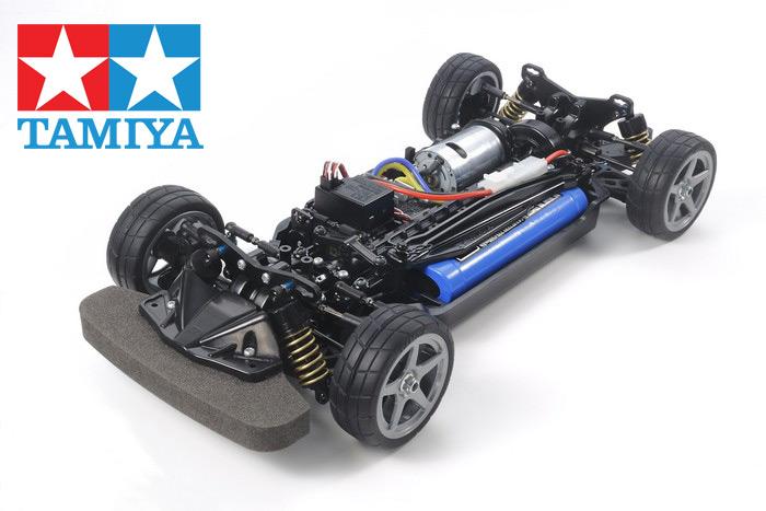 Tamiya TT-02 Type S