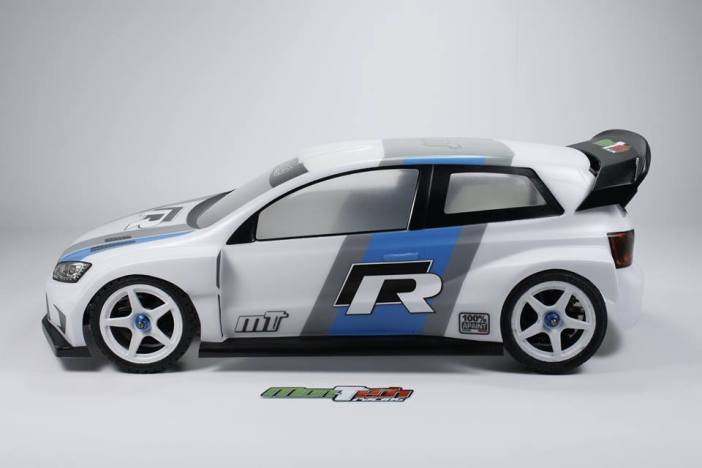 carrozzeria Mon-tech Racing rally lato